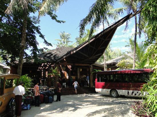 Amata Resort and Spa : лобби