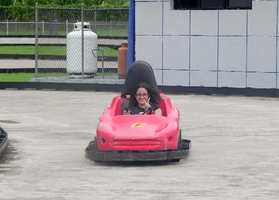 Fun City Action Park : I love speed