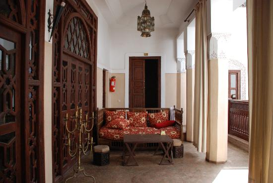 Equity Point Marrakech Hostel: lounge