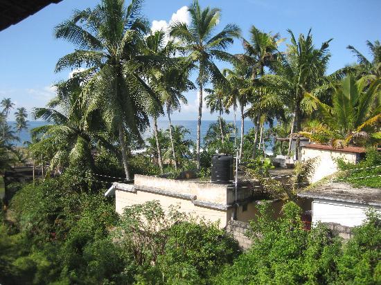 Sea Splendour Beach Resort: The view from the restaurant