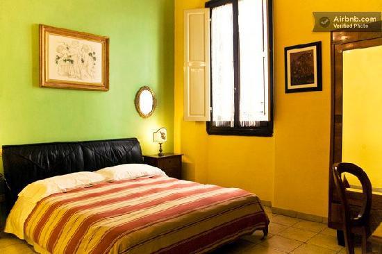Hotel Il Bargellino: room