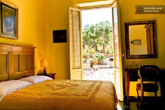 Hotel Il Bargellino: room #9