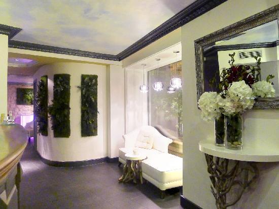 Hotel Eiffel Trocadero : Reception