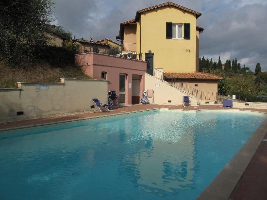 Residence Le Meridiane: pool