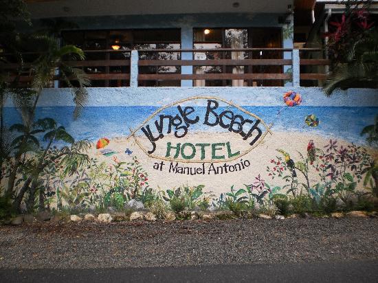 Jungle Beach Hotel at Manuel Antonio: El nuevo nombre del Hotel