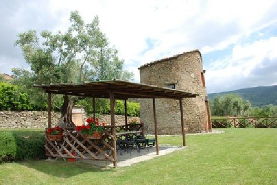 Borgo Sanguineto: La Torretta