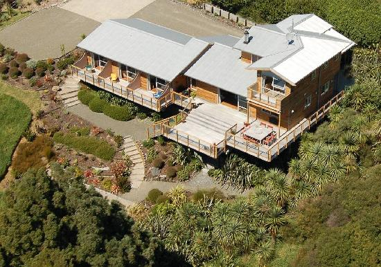 The Ridge Luxury Country Lodge: The Ridge from the air