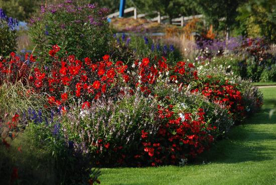 park der gärten im herbst - bild von park der gärten, bad, Hause und garten