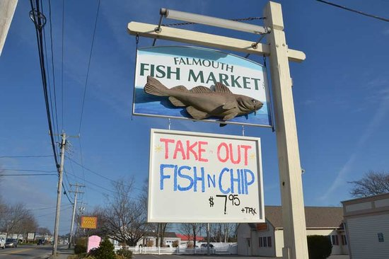 Falmouth Fish Market Inc.