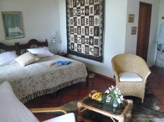 Posada de Campo Gondwana: One of our rooms