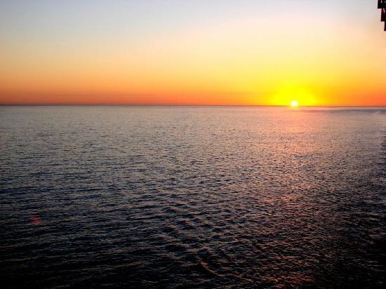 Malaquite Beach : sunrise