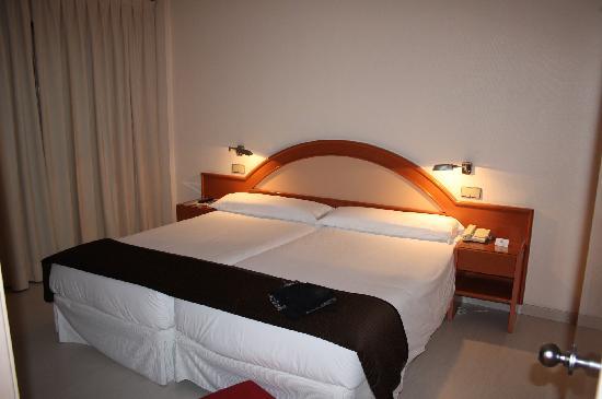 Hotel Palacio del Mar: Dormitorio