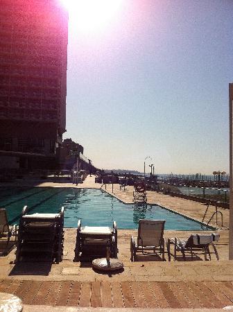 Hilton Tel Aviv: The Pool