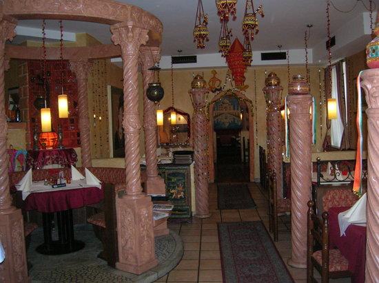 Tajmahal : Restaurant