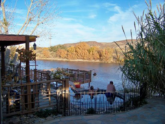 Private Pool 2 Picture Of Riverbend Hot Springs Truth Or Consequences Tripadvisor