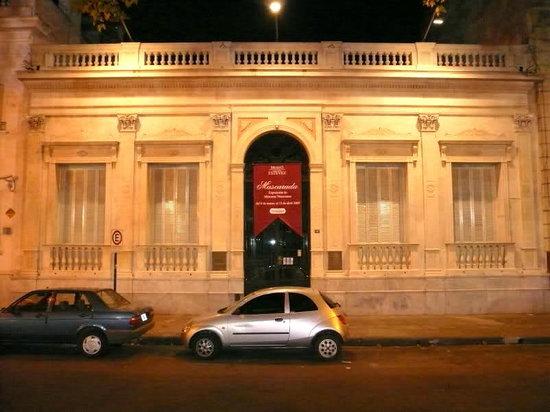 Museo de Arte Decorativo Firma y Odilo Estévez