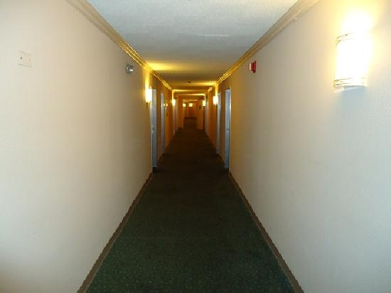 Ramada Hammond Hotel & Conference Center: 'The Shining' all over again.  Am I right?  Huh?