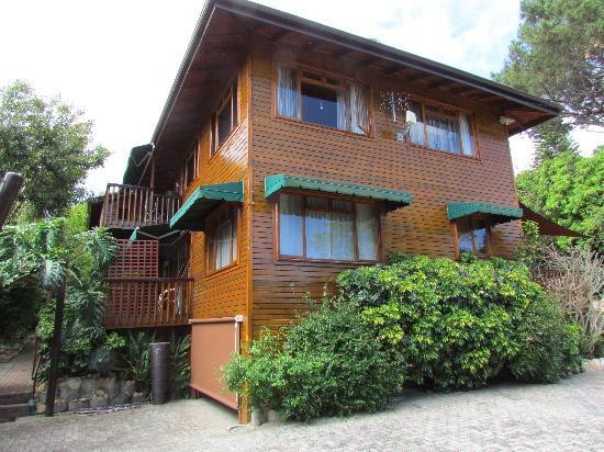 9 on Heron Knysna Bed & Breakfast: Outside view