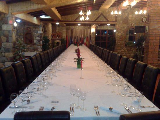 Hotel & Restaurant Brilant: First class service - Gala Dining
