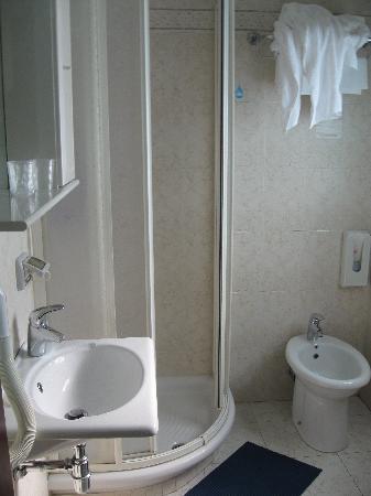 Diva Hotel: il bagno