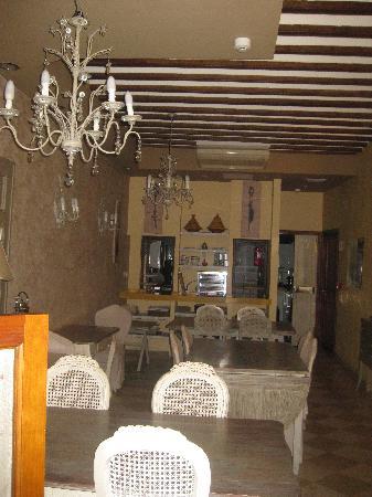 Hotel Argantonio: breakfast area