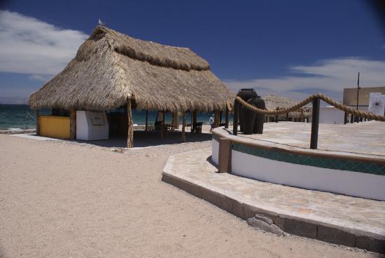 Bahia de Los Angeles, México: palapalosvientos