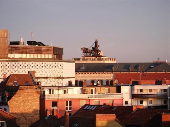 pentahotel Braunschweig: 5th Floor View