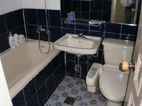 Saerim Hotel : bathroom