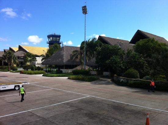 Iberostar Grand Hotel Bavaro: cutest airport
