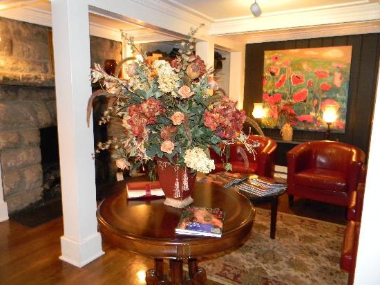 Main Street Inn Highlands : Lobby