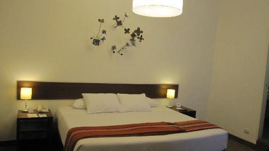 Tierra Viva Cusco Saphi: king room