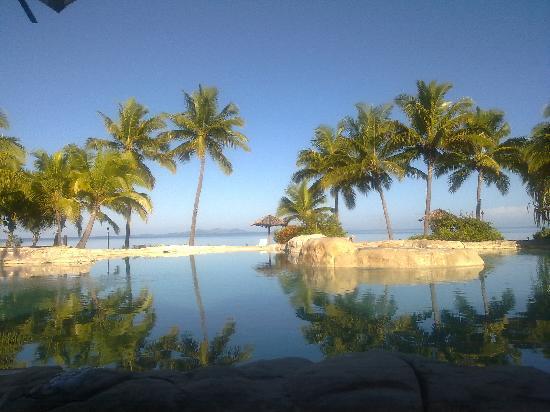 Sonaisali Island Resort Fiji: Poolside