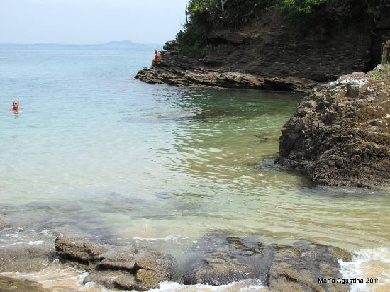 Joao Fernandinho Beach: se disfruta el lugar en la baja temporada....