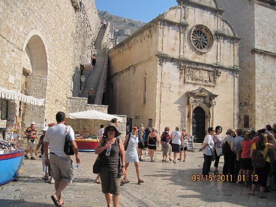 B&B Villa Dubrovnik Garden: We loved the Old City