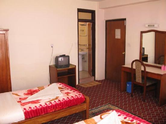 Kathmandu Grand Hotel: my best room when i was in hotel tenki
