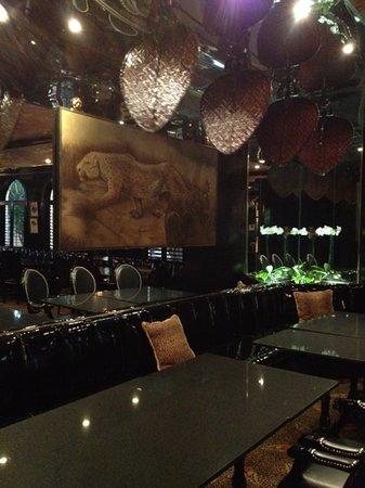 Leopard Lounge & Restaurant
