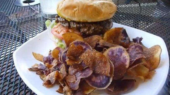 Merriman's Poipu : Burger
