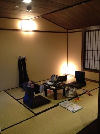 Kyomachiya Ryokan Sakura Honganji: Japanese style rooms