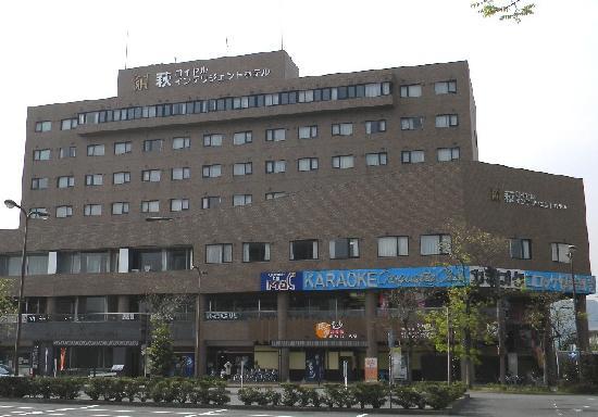 Hagi Royal Intelligent Hotel: ホテル外観