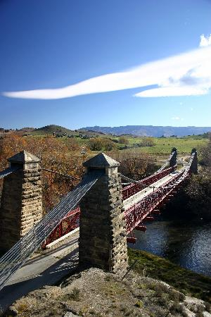 Otago Central Rail Trail: Ophir, Historic Daniel O'Connor Bridge