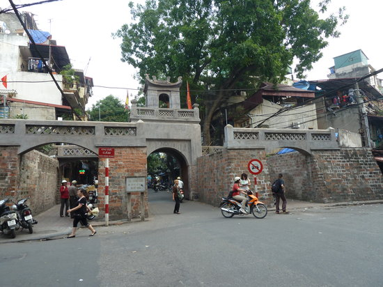 Old City Gate: Quan Chong, Gate of the Commander of the Regiment