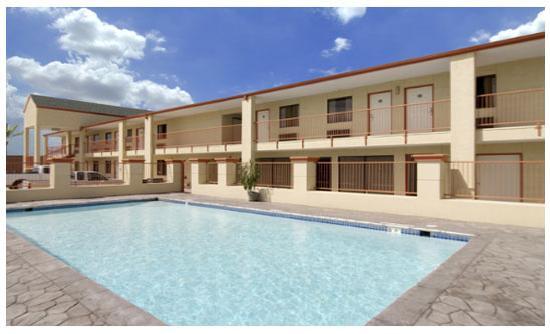 Americas Best Value Inn & Suites Texas City: pool