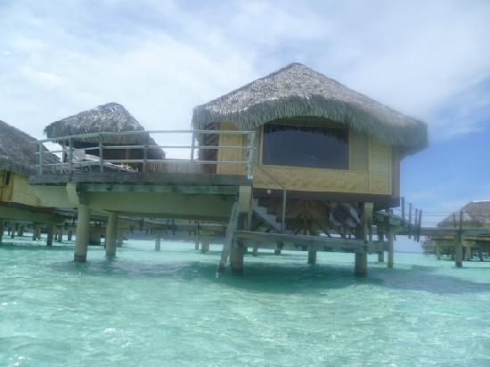 Le Taha'a Island Resort & Spa: ok