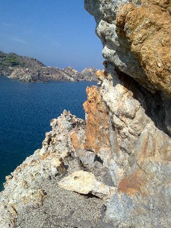 B&B Hotel Figueres : La roca y el agua