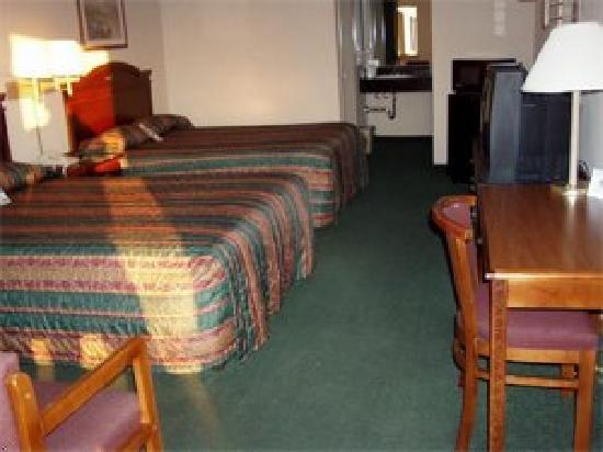 Lone Star Inn & Suites: Guest room
