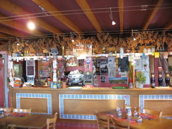Estaminet le Saint Eloi: le bar