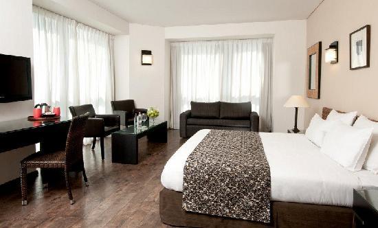 Vital Hotel: Room