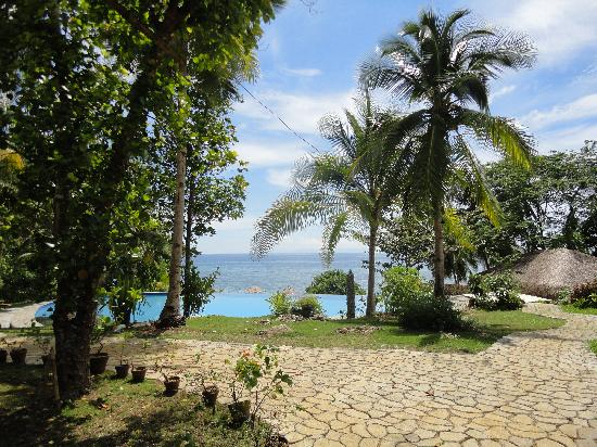 Amun Ini Beach Resort & Spa : Resort views