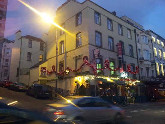 Windsor Inn Cork: December 2011