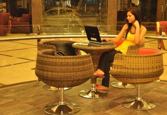 Chandigarh Ashok: Coffee Lounge